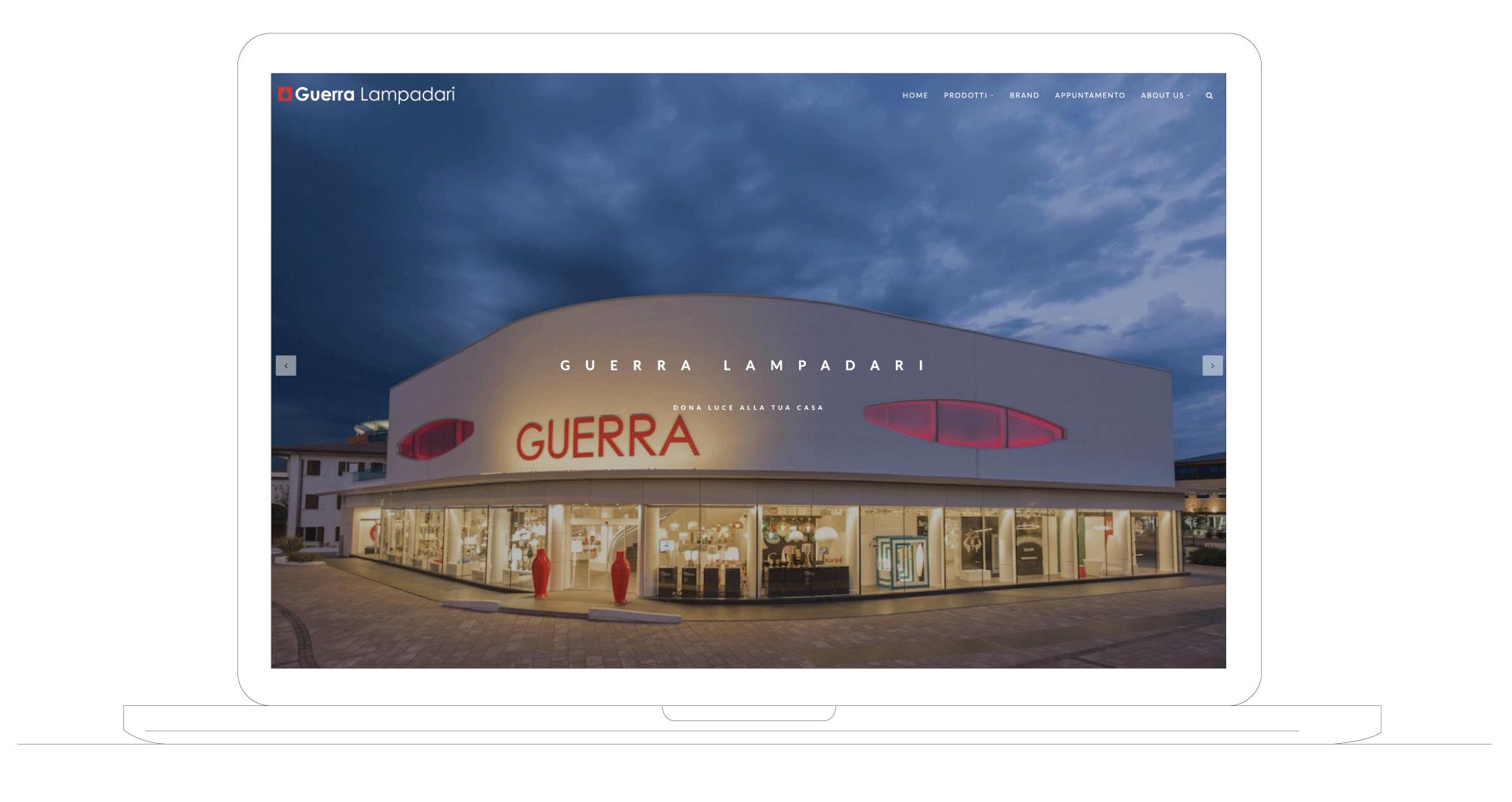 Ecommerce-negozio-illuminazione
